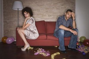 In a dating relationship, a bad attitude can affection communication and closeness.