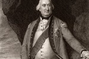 Famous Foreign Officers Who Served in the American Revolution