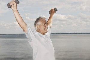 Cómo ejercitarse para desarrollar masa muscular con más de 60 años