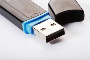 How to Retrieve Data From an Unreadable Flash Drive