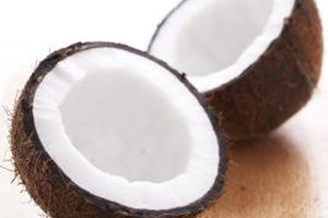 You can eat coconut plain or use it in recipes.