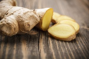 How to Eat Ginger Root
