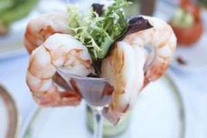 Shrimp cocktail is not only a classic, but it's quick and easy too.