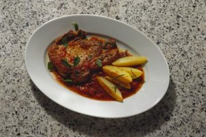 Cooked pork chops stay good for two to three months in the freezer.