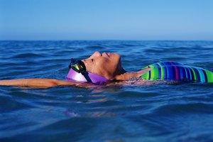 Cómo nadar si tienes un resfrío y tos