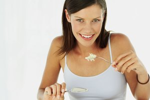 La dieta para un cuerpo con forma de pera