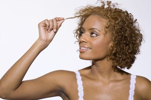 How to Loosen Your Curl Pattern