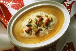 A hour in the crockpot enhances kielbasa's flavor.