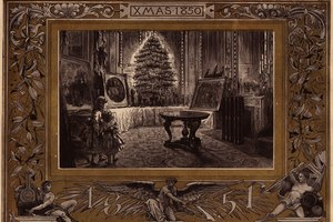 How the New England Colonies Celebrated Christmas