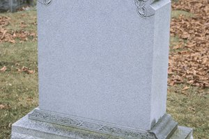 How to Make Your Own Temporary Grave Marker