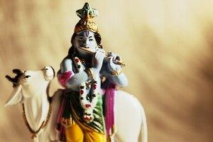 The Hindu God of Love, Compassion & Forgiveness