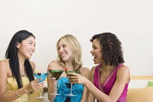 You can make many drinks with vodka and triple sec to enliven different social gatherings.