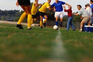 ¿Cuántas calorías quemas en un juego de fútbol?