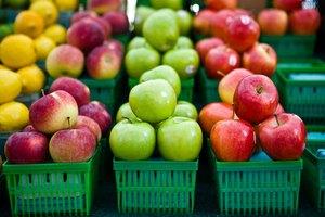 Las frutas y verduras que son bajas en vitamina K