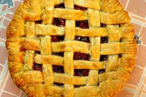 """Pies, puffs, tarts and other sweet pastries benefit from a little glaze, also known as a """"wash."""""""