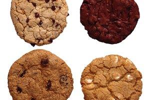 Datos de nutrición de las galletas de Subway