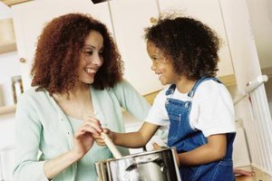 Cook with anodized aluminum or other metals rather than galvanized pans.