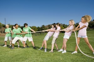 Team Building Activities for Large Groups