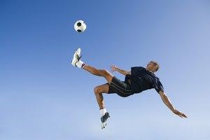 Lesiones de los pies por fútbol