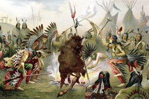 Religious Beliefs & Ceremonies of the Sioux Tribe