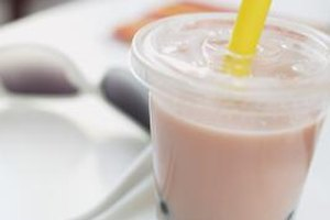 Soft, chewy tapioca pearls are featured in puddings and in bubble-tea beverages.