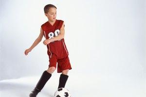 Dolor de rodilla en jugadores jóvenes de fútbol