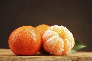 Difference Between Tangerines & Tangelos