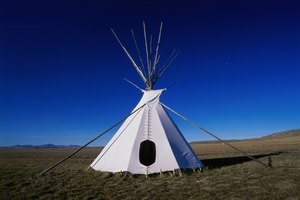 Teepee Facts