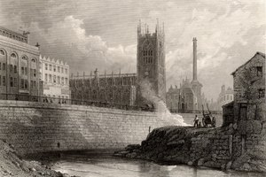 Why Was Britain the First to Industrialize?