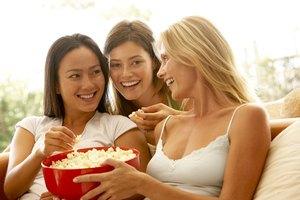 Las palomitas de maíz y el colesterol
