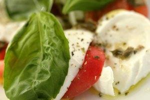 Calorías del queso mozzarella fresco