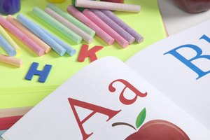 Kindergarten Vocabulary Reinforcement Activities