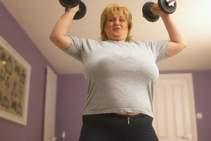 Cómo reducir grasa de la parte superior de tu cuerpo