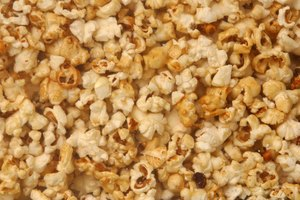 How to Freshen Stale Popcorn