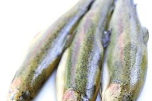Avoid wild-caught lake trout from the Great Lakes -- it's been overfished.