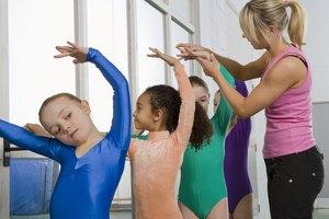 La diferencia entre la gimnasia y el ballet