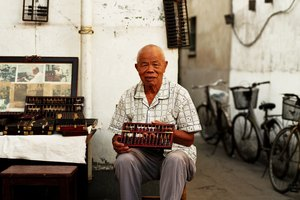 Chinese Invention of the Abacus