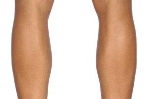 Cómo estirar las piernas desiguales