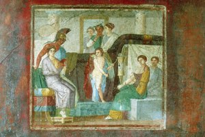 Greek Mythology of Female Divinity in Nature
