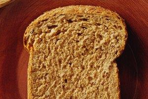 Alimentos que contienen gluten y gliadina