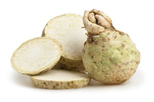 How to Freeze Celeriac