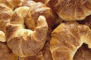 Well-made croissants are light, flaky and have a rich butter flavor.