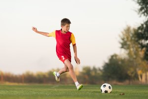 Soccer Drills to Promote Midfield Passing