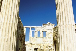 What Were the Different Styles of Architecture in Ancient Greece?