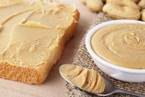 Maneras saludables de comer mantequilla de maní