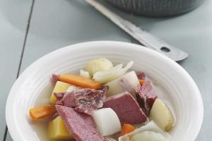 Lighten up hearty fare like corned beef and cabbage by varying the cooking technique.