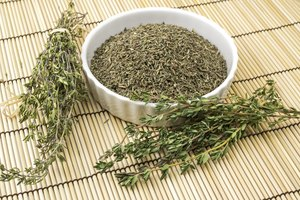 How to Substitute for Thyme in a Recipe