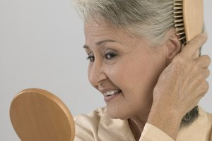 Hairstyles for Fine Hair in Older Women