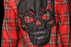 What Does the Skull Represent on Trendy Clothing?