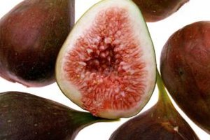 Fig spread is made from tasty and healthy fresh figs.